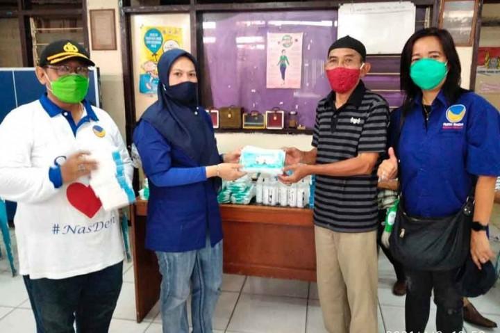 Lagi, NasDem Jakarta Pusat Gelar Baksos di Dua Kecamatan