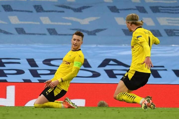Liga Champions: Man City Tundukkan Dortmund 2-1