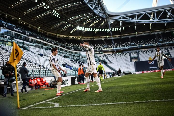 Juventus Vs Napoli: Si Nyonya Tua Menang 2-1