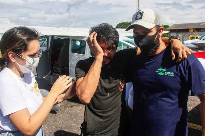 Pilot Ini Bertahan Hidup 38 Hari di Hutan Amazon Setelah Pesawat