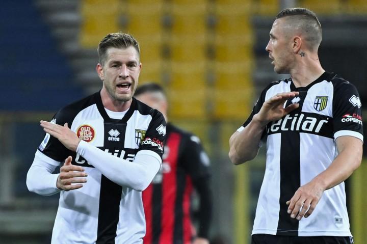 Liga Italia: AC Milan Bungkam Parma, Ibrahimovic Dikartu Merah