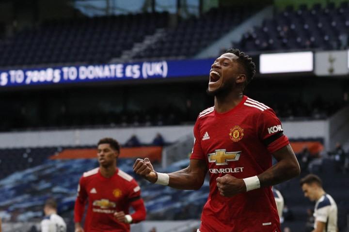 Tottenham Vs MU: Setan Merah Menang 3-1