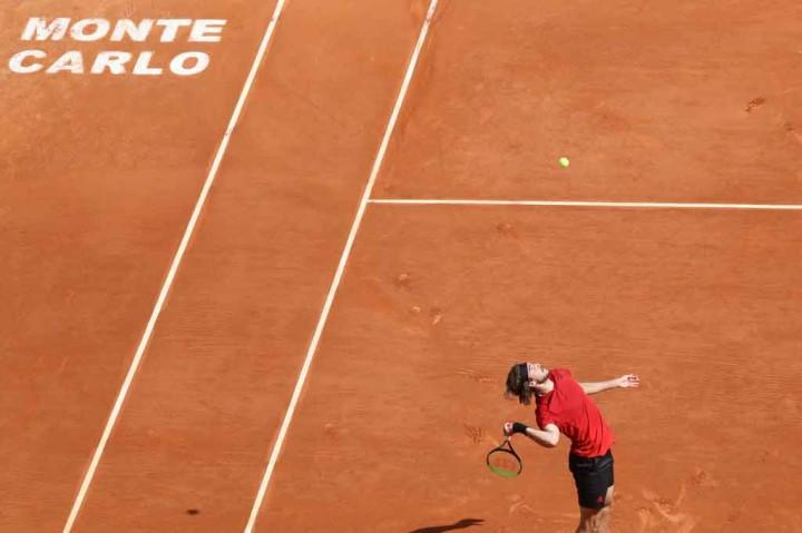 Tsitsipas ke Babak Ketiga Monte Carlo Masters