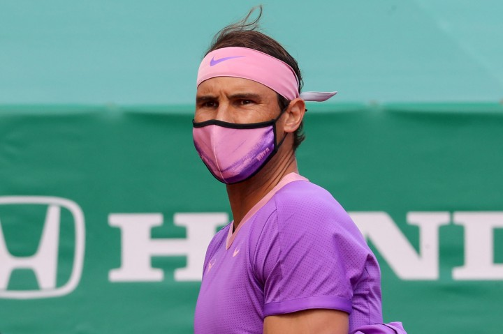 Bungkam Dimitrov, Nadal Lolos ke Perempat Final tenis Monte Carlo