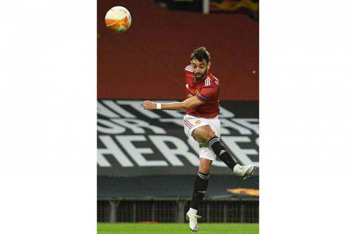 MU Vs Granada: Menang 2-0, Setan Merah Melaju Mulus ke Semifinal