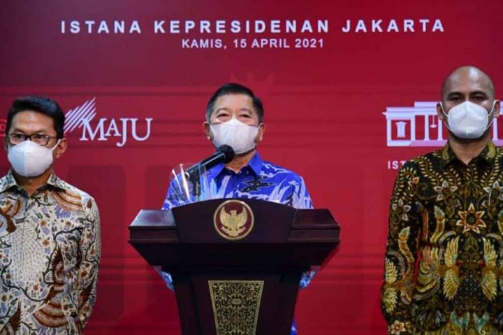 Jokowi Diskusi Pembangunan Ibu Kota Baru dengan Sejumlah