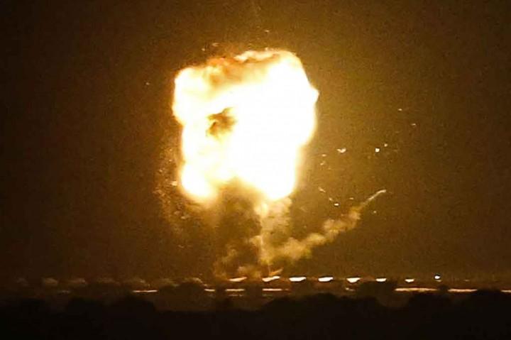 Israel Bombardir Jalur Gaza!