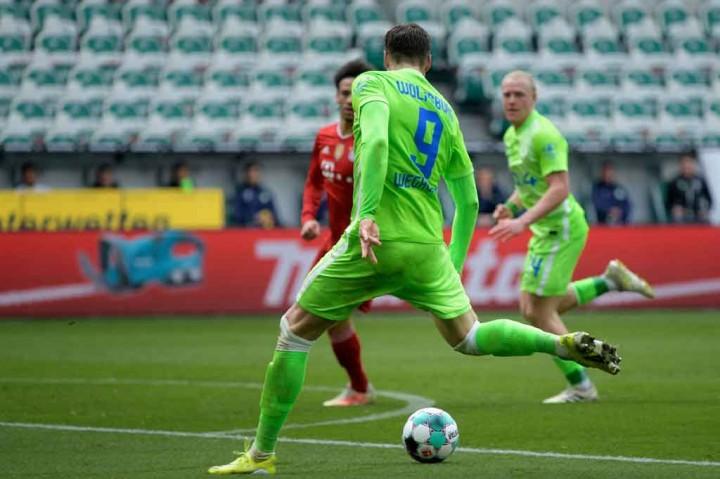Liga Jerman: Jamal Musiala Bawa Bayern Bekuk Wolfsburg 3-2