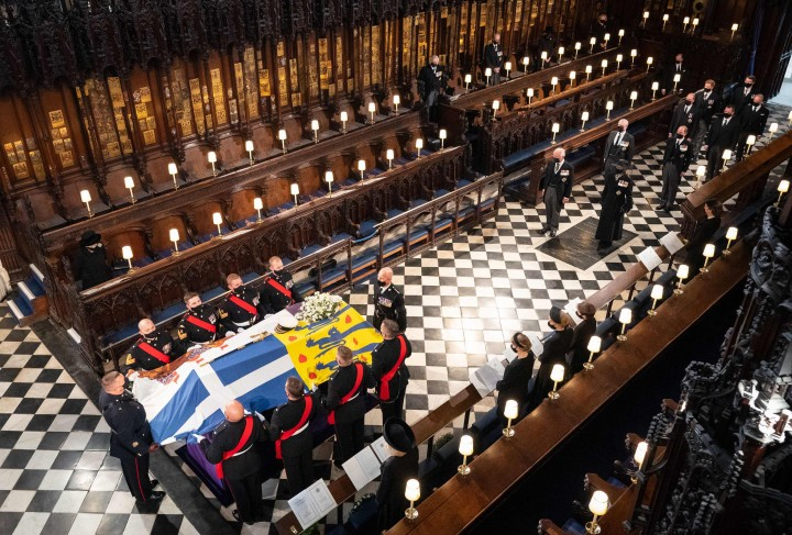 Fakta-fakta Menarik dari Pemakaman Pangeran Philip