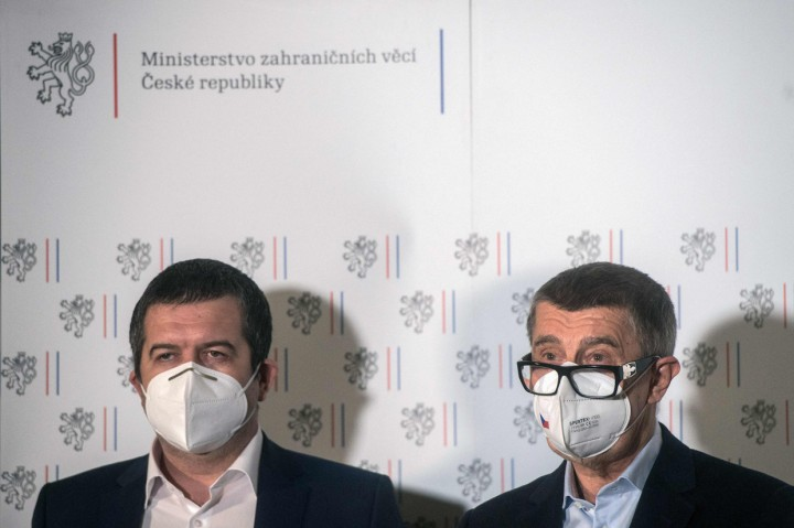 Usai AS, Giliran Republik Ceko Usir 18 Diplomat Rusia