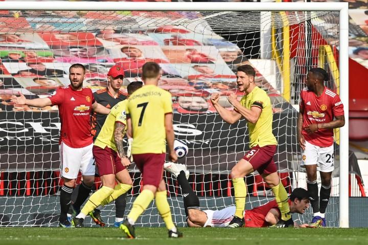 MU Vs Burnley: Greenwood Cetak Brace, Setan Merah Menang 3-1