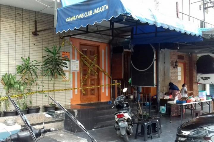 Lokasi Pengeroyokan Anggota Brimob dan Kopassus di Jaksel