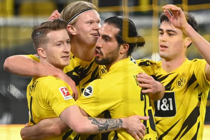 Liga Jerman: Borussia Dortmund Tekuk Union Berlin 2-0