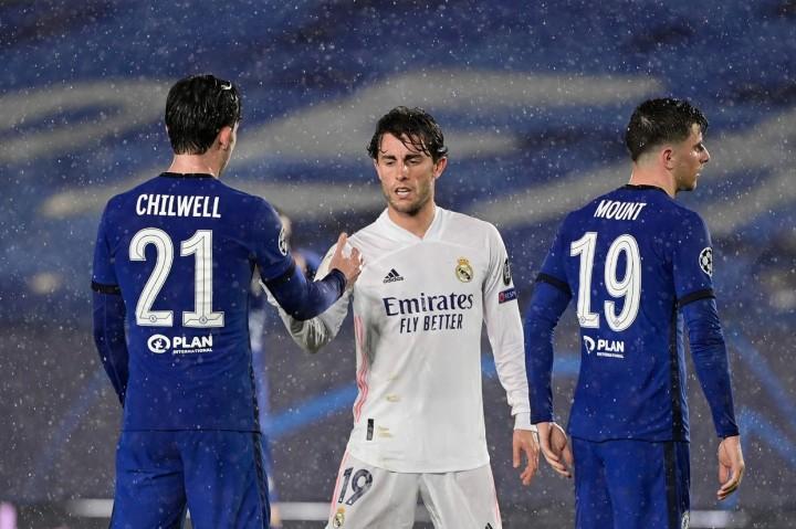 Liga Champions: Benzema Selamatkan Madrid, Chelsea Curi Gol