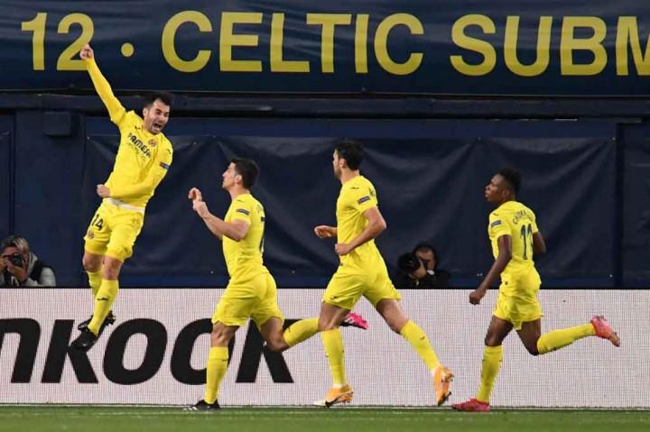 Villarreal Vs Arsenal: El Submarino Amarillo Tekuk The Gunners