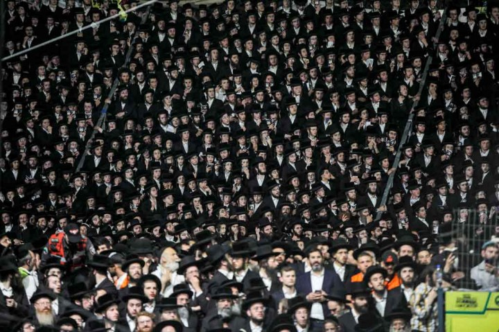 Berdesak-desakan Saat Acara Keagamaan di Israel, Puluhan Orang