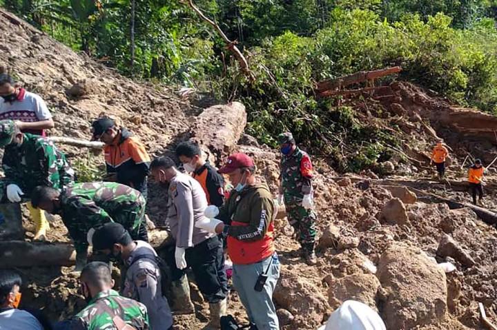 Longsor di Lokasi Proyek PLTA Batang Toru, Tiga Orang Ditemukan