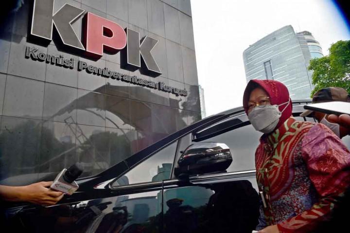 Foto: Mensos Kembali Sambangi KPK