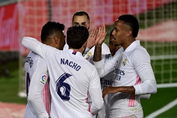 Real Madrid Vs Osasuna: Los Blancos Menang 2-0