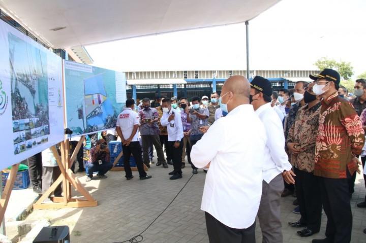 Menteri Trenggono Dorong Pengembangan PPN Brondong