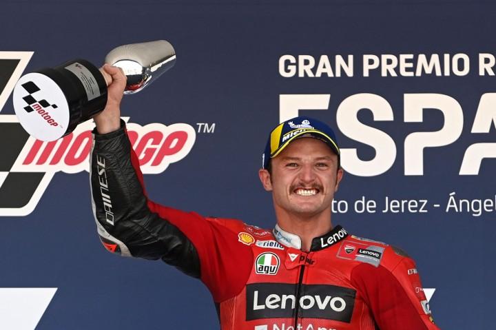 Jack Miller Juara MotoGP Spanyol 2021