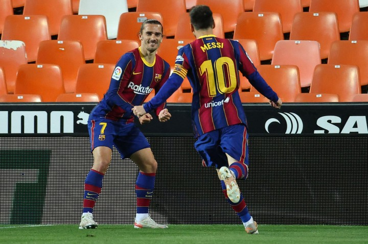 Valencia Vs Barcelona: Messi Cetak Brace, Barca Menang 3-2