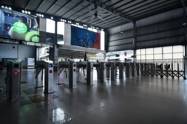 Mulai Hari ini, KRL Tak Berhenti di Stasiun Tanah Abang