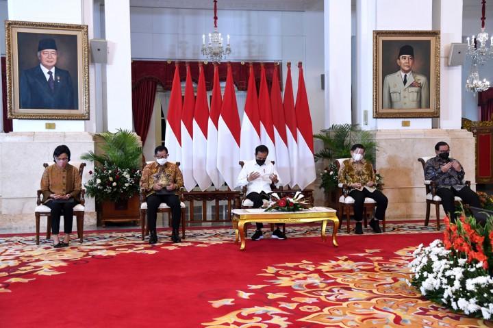 Buka Musrenbangnas 2021, Jokowi Dorong Perencanaan yang Adaptif