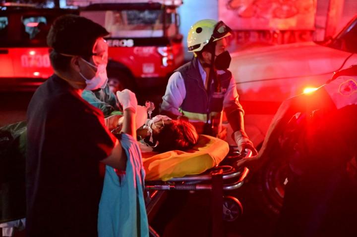 Korban Meninggal Kecelakaan Kereta Metro di Meksiko Jadi 20 Orang