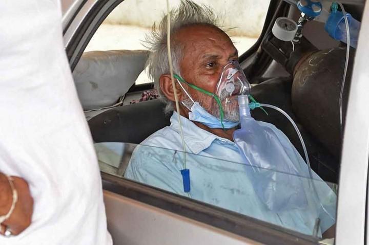 3 Berita Foto Terpopuler: Kasus Covid di India Tembus 20 Juta