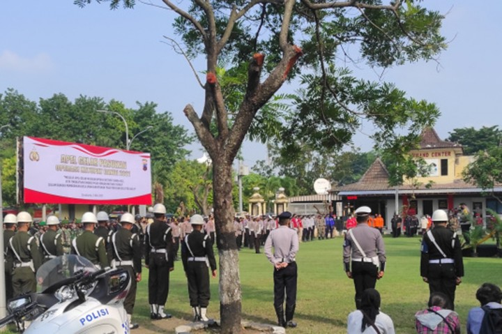 Polres Surakarta Gelar Pengetatan, Gibran Pastikan Larang Jokowi