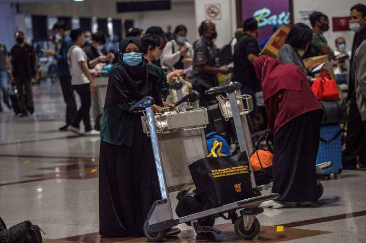 Jelang Larangan Mudik, Penumpang di Bandara Juanda Meningkat