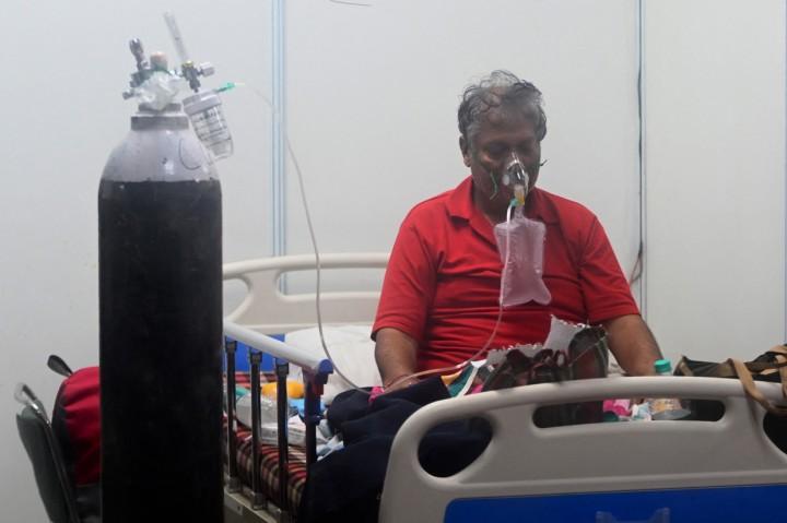 Darurat Covid-19, India Catat Rekor 3.780 Kematian dalam Sehari