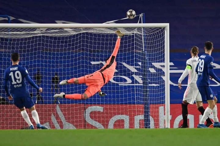 Chelsea Vs Real Madrid: The Blues Menang, Tercipta All-English
