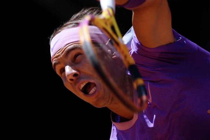 Tenis: Nadal Melenggang ke 16 Besar Madrid Open