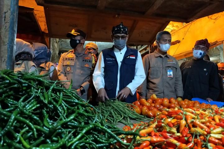 TPIP Tasikmalaya Gelar Sidak Pasar, Kebutuhan Pokok Jelang