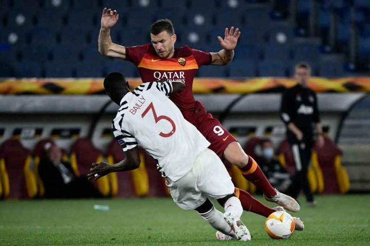Roma Vs MU: Kalah, Setan Merah Tetap ke Final Liga Europa