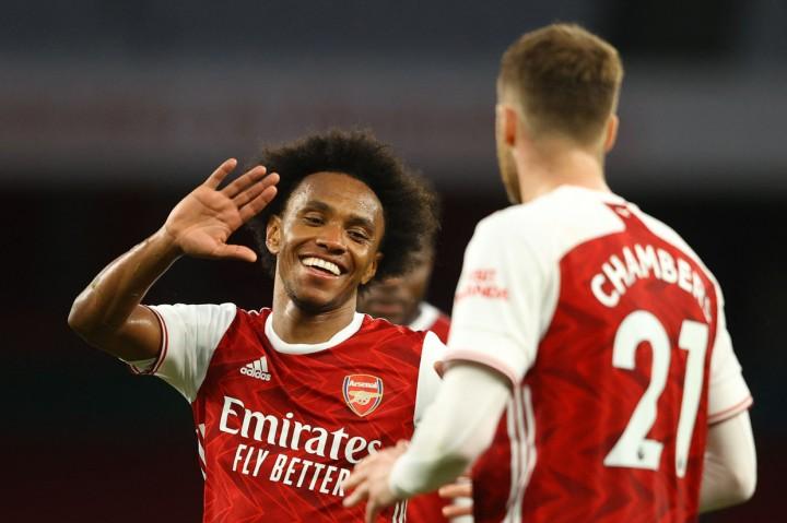 Liga Inggris: Menang 3-1, Arsenal Kirim West Brom Degradasi ke