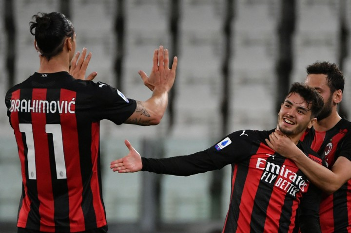 Juventus Vs AC Milan: Menang 3-0, Rossoneri Gusur Bianconeri