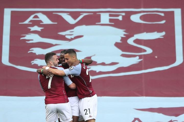 Aston Villa Vs Man United: Sempat Tertinggal, Setan Merah Menang