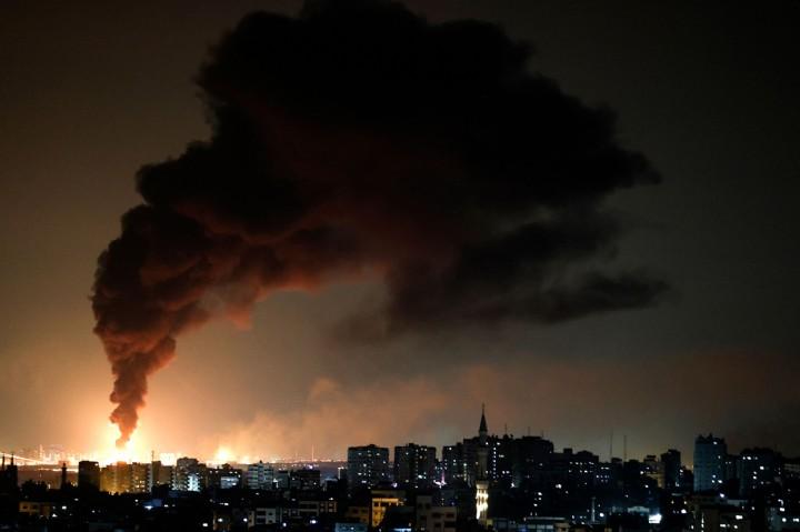 35 Warga Palestina Meninggal Akibat Serangan Udara Israel,