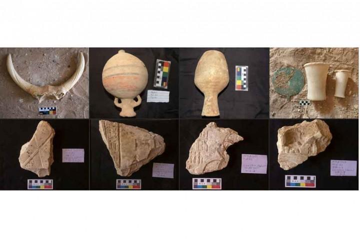 Wow, 250 Makam Berusia 4.200 Tahun Ditemukan di Mesir