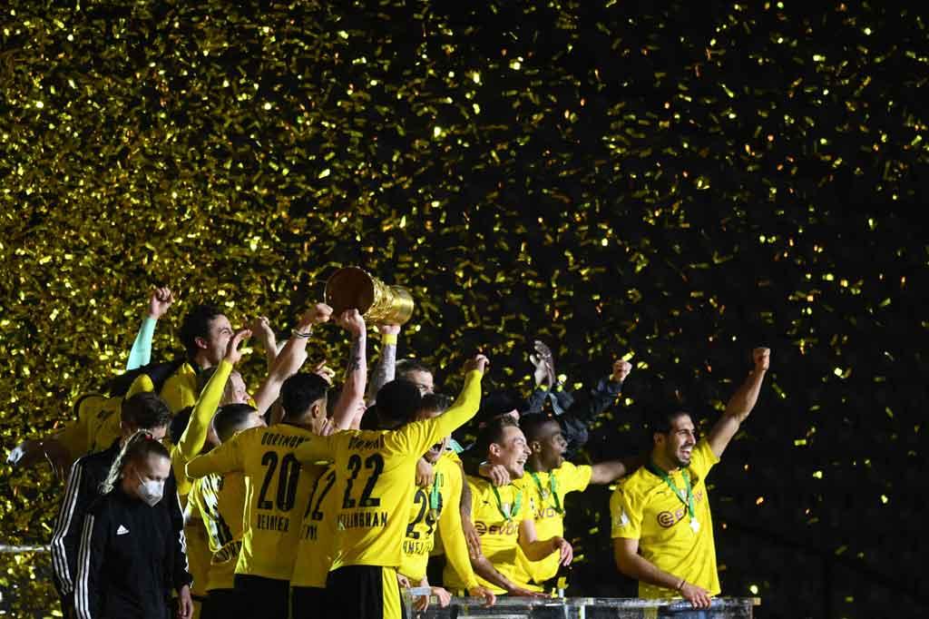 Bvb Dfb Pokal 2021