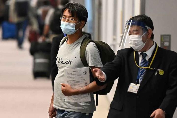 Wartawan yang Dideportasi dari Myanmar  Tiba di Tokyo