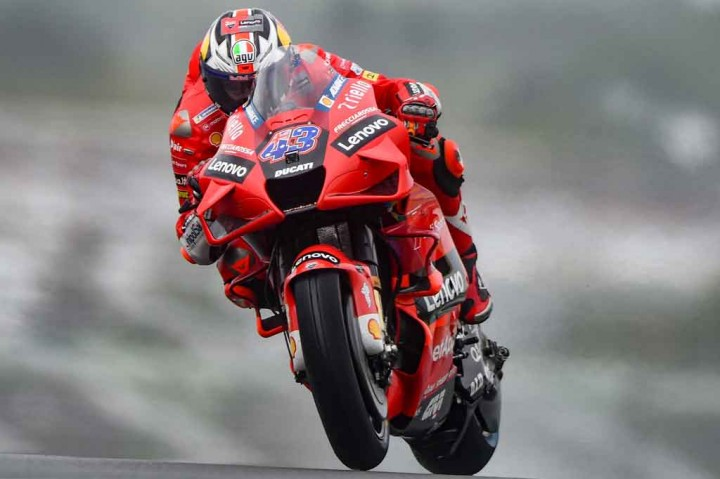Foto: Quartararo Rebut Pole Position GP Prancis