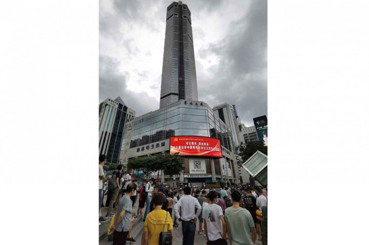 3 Berita Foto Terpopuler: Gedung Pencakar Langit di Tiongkok