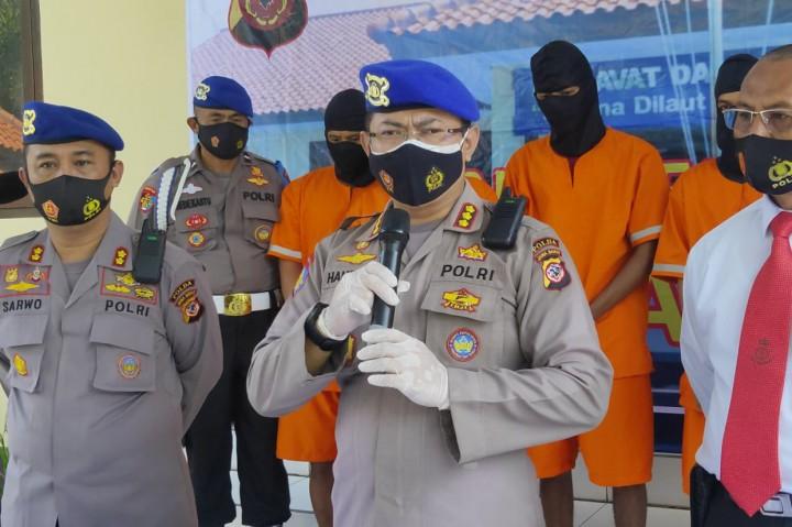 Pakai Peledak untuk Menangkap Ikan, 6 Nelayan di Indramayu