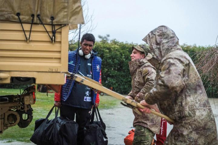 Foto: Banjir Landa Selandia Baru, Ratusan Orang Dievakuasi