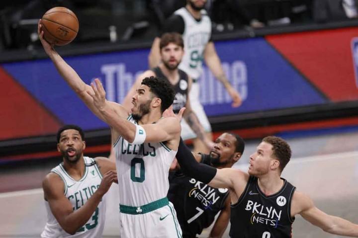 NBA: Brooklyn Nets ke Semifinal Wilayah Timur