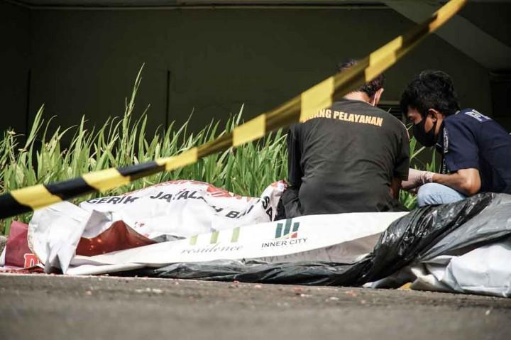 Diduga Bunuh Diri, Seorang Pria Loncat dari Lantai 26 Apartemen